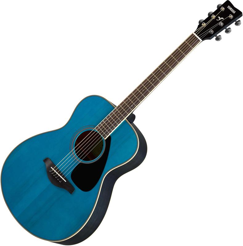 Yamaha FS820 Turquoise akusztikus gitár