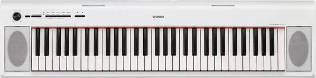 Yamaha NP-12WH Piaggero digitális zongora