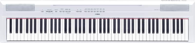 Yamaha P-115WH hordozható digitális zongora