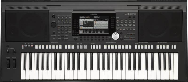 Yamaha PSR-S970 kísérő-automatikás szintetizátor