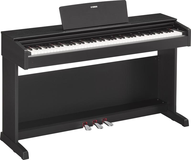 Yamaha YDP-143B Arius digitális zongora