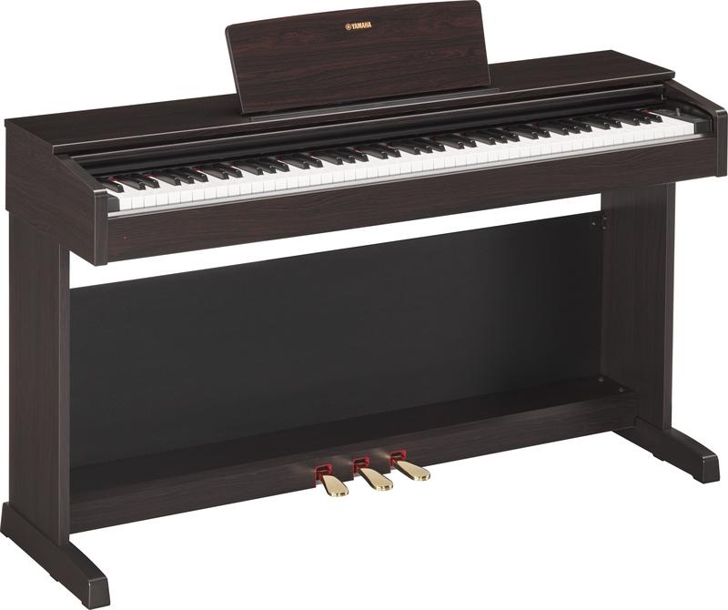 Yamaha YDP-143R Arius digitális zongora