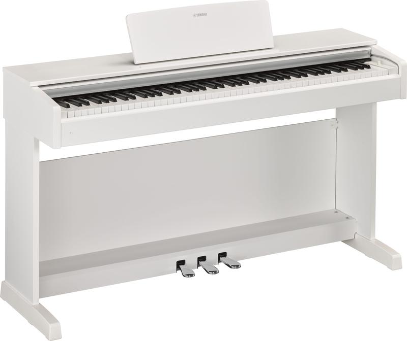 Yamaha YDP-143WH Arius digitális zongora